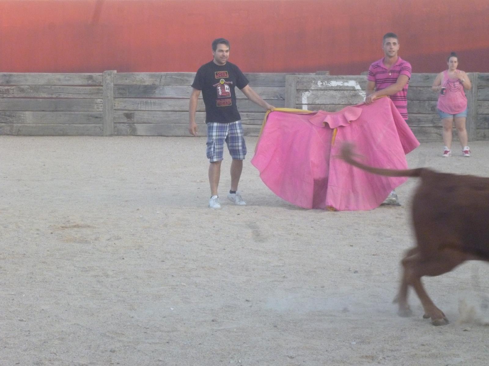 Capeas en Alcobendas