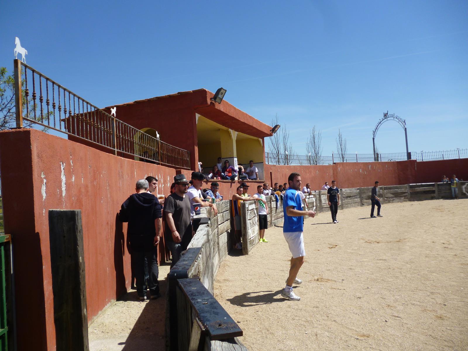 Capeas en San Fernando de Henares